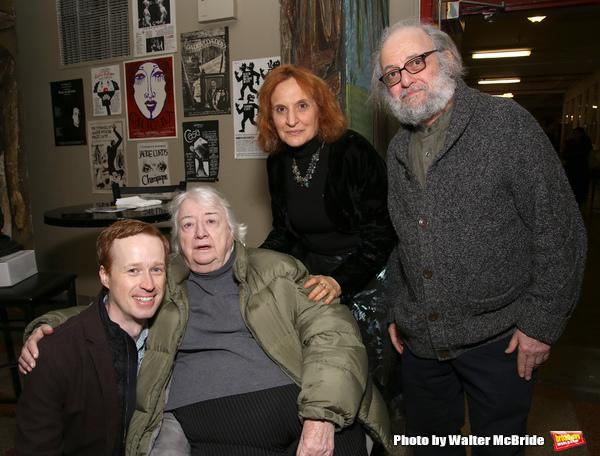 Cody Lassen, Elizabeth Ireland McCann, Amy Coleman and David Mandelbaum Photo