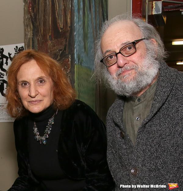 Amy Coleman and David Mandelbaum Photo