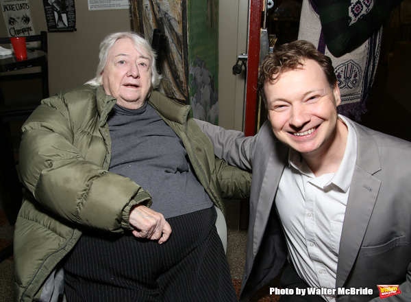 Elizabeth Ireland McCann and Motl Didner Photo