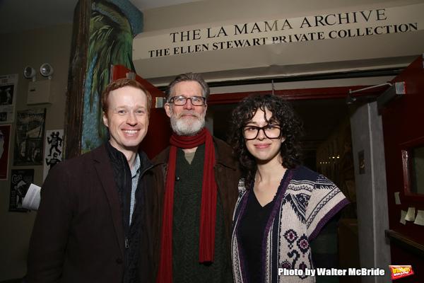 Cody Lassen, Tom Nelis and Adina Verson Photo