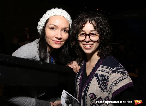 Katrina Lenk and Adina Verson