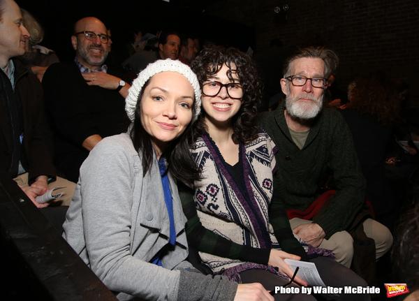 Katrina Lenk, Adina Verson and Tom Nelis