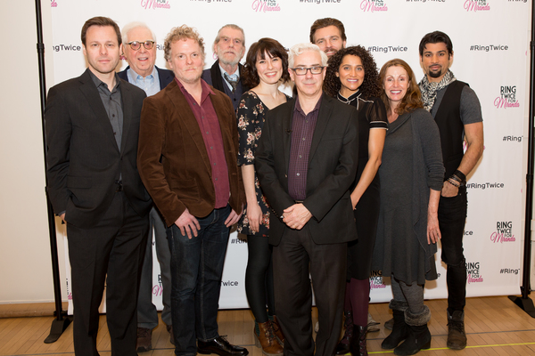 Photos: Inside Rehearsal for RING TWICE FOR MIRANDA Off-Broadway