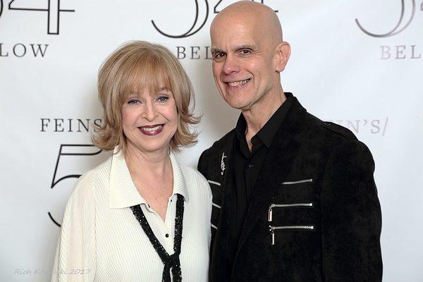 Jill Eikenberry and  James Horan