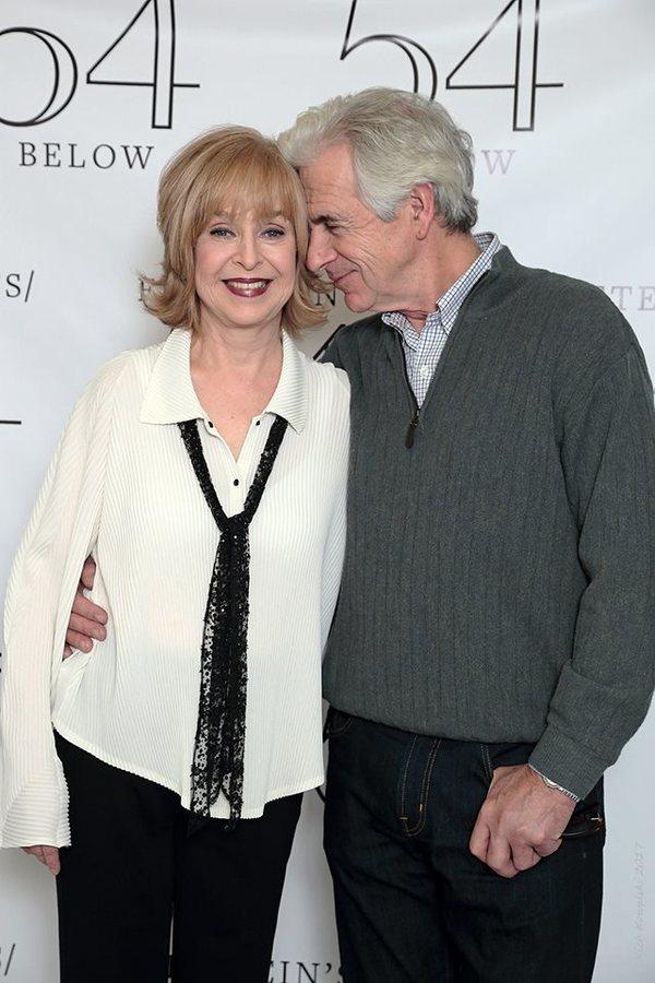 Jill Eikenberry and James Naughton