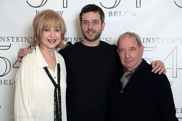 Jill Eikenberry, Max Tucker, and Michael Tucker