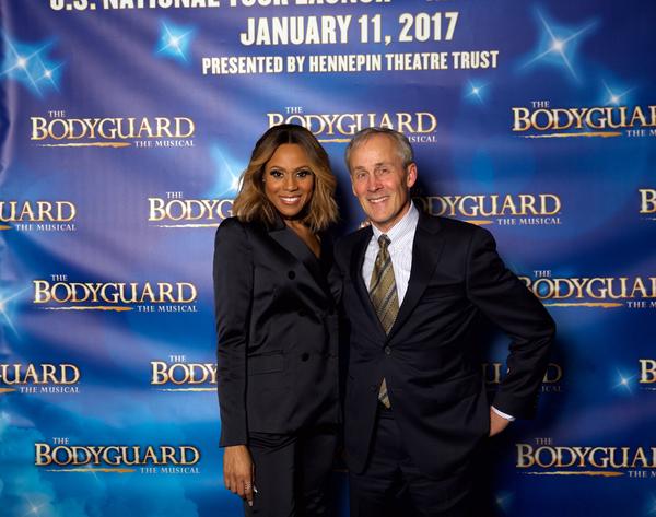 Deborah Cox and Tom Hoch