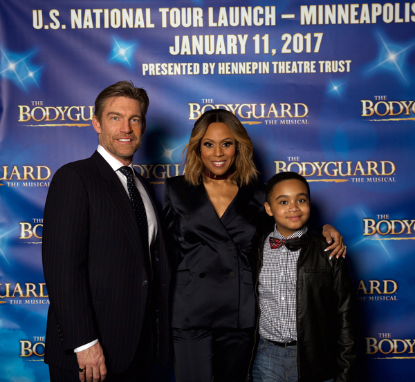 Photo Flash: Opening Night of THE BODYGUARD US Tour