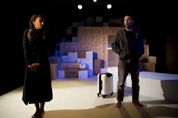 Tia Bannon and Mark Rose Photo
