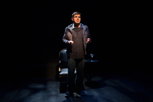 Photo Flash: First Look at Jason O'Connell in THE DORK KNIGHT at Abingdon Theatre Company