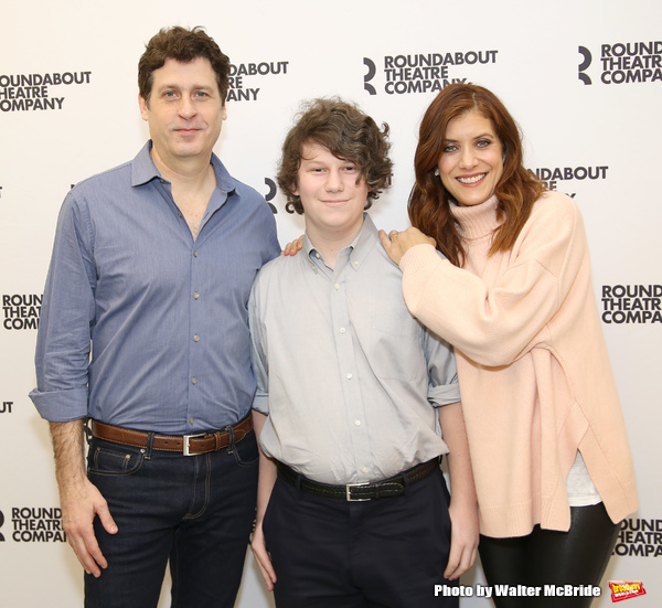Gary Wilmes, Seth Steinberg and Kate Walsh
