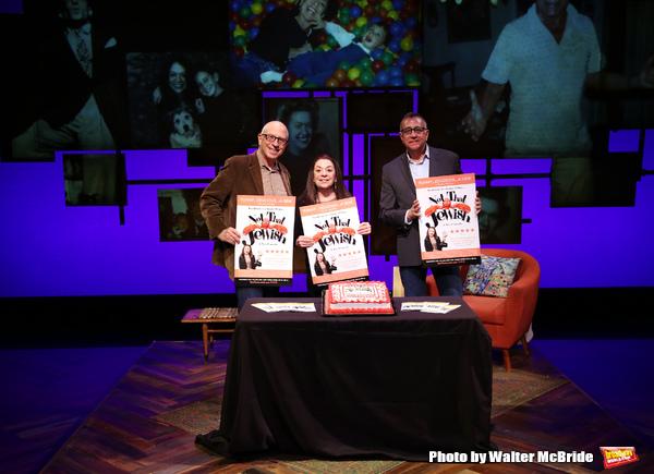 Jim Russek, Monica Piper and Michael Alden