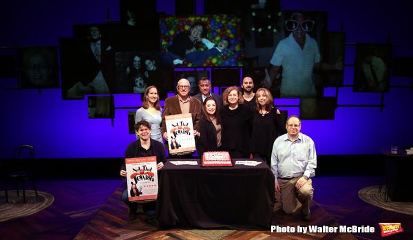 Photos: NOT THAT JEWISH Celebrates 100th Performance at New World Stages