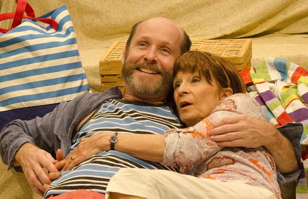 Ed Shea and Susan Bowen Powers