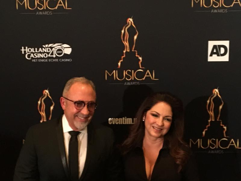 VIDEO: ON YOUR FEET! Broadway Cast Introduces Upcoming Dutch Production With Amazing Performance During MUSICAL AWARDS GALA 2017!