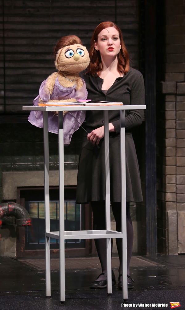 Kate Monster and Elizabeth Ann Berg