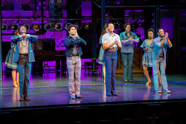 Photo Coverage: It Was One Fine Day! BEAUTIFUL Celebrates 3 Years on Broadway