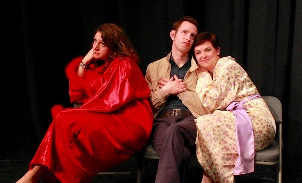 Shannon Riccio, Patrick Kelly, and Holly Fasciano Photo