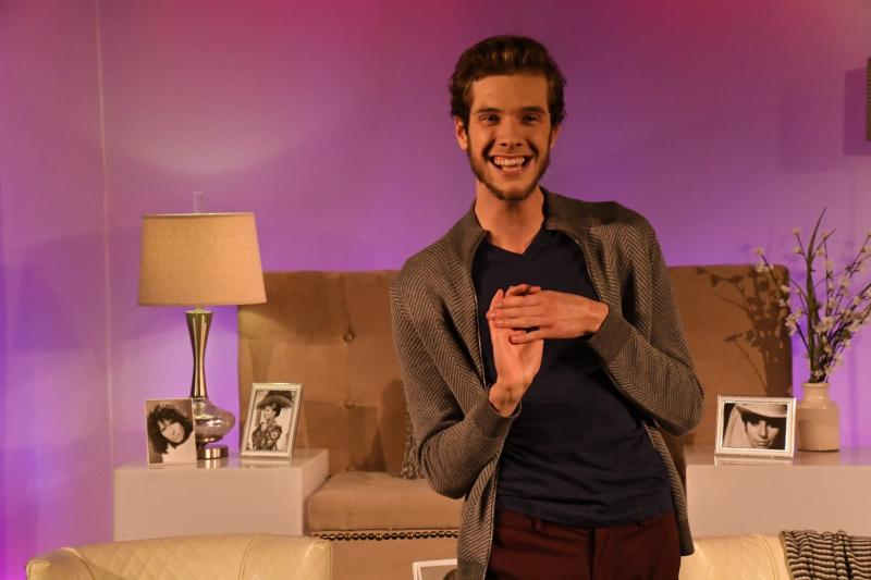 BWW Review: BUYER & CELLAR at Daum Theatre Company