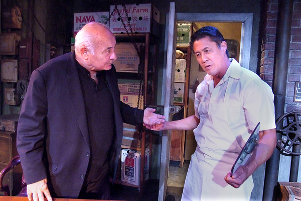 Photos: Burt Young Stars as a Fading Mob Boss in THE LAST VIG