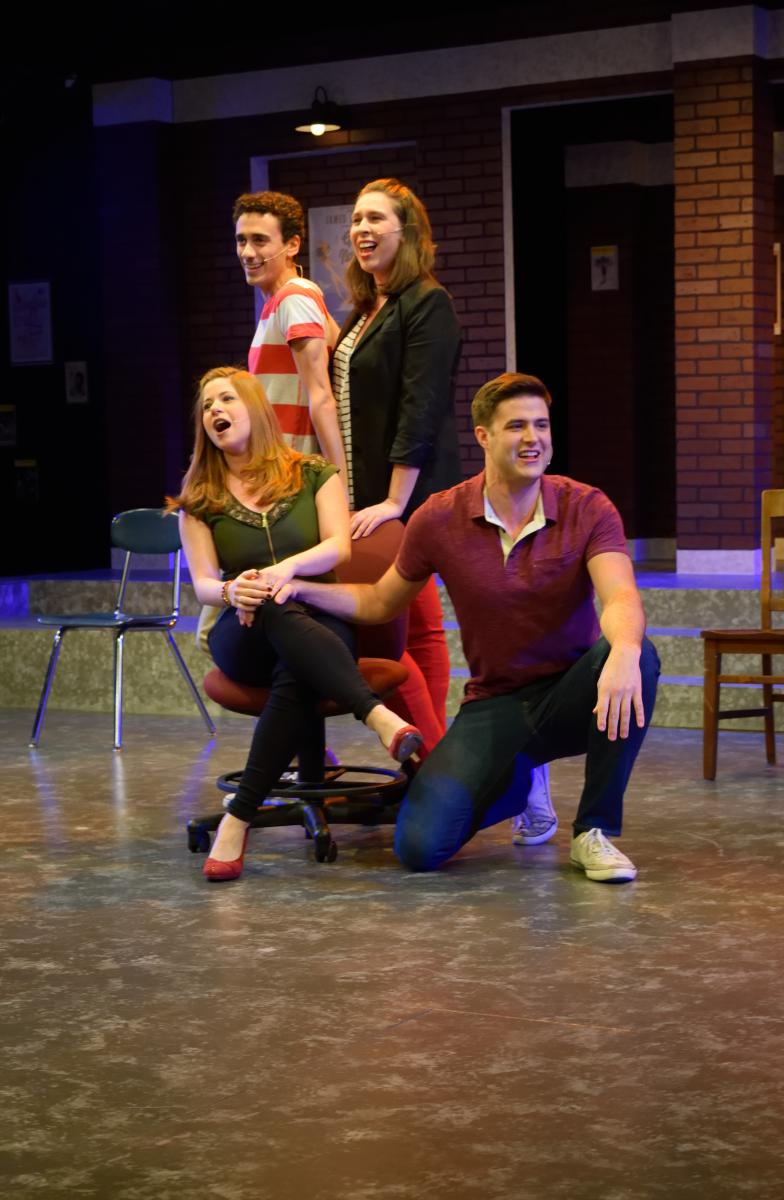 BWW Review: [TITLE OF SHOW] at Playhouse On Park