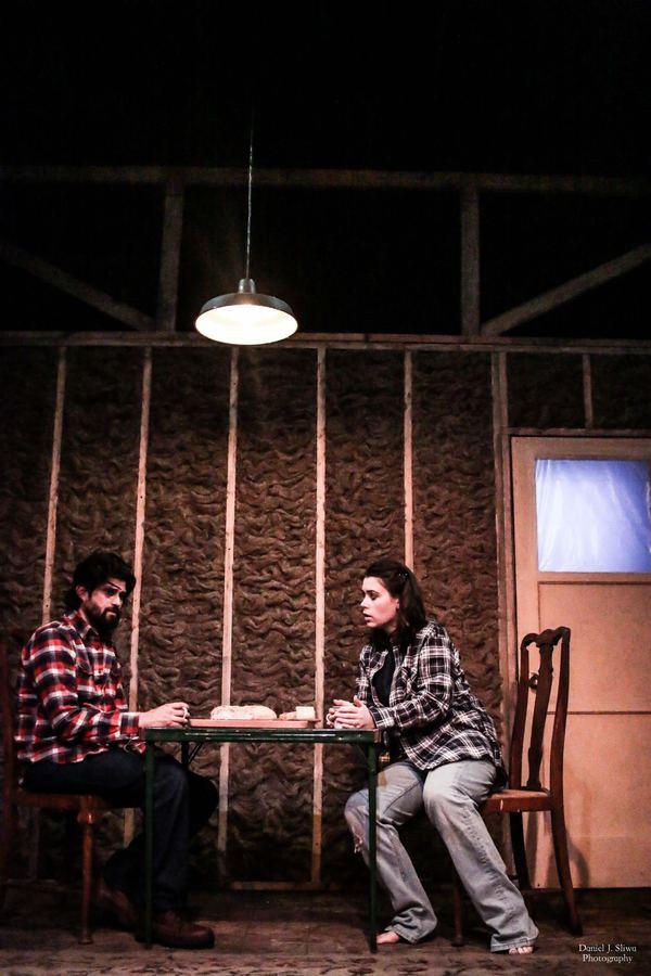 Juan Lozano and Roxanna Kaye