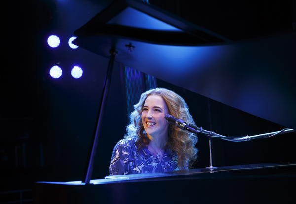 Beautiful the Musical  JULIA KNITEL (Carole King)  Erika Olsen (Cynthia Weil)  Ben Fankhauser (Barry Mann)  Curt Bouril (Don Kirshner)  Liam Tobin (Gerry Goffin)  Suzanne Grodner (Genie Klein)