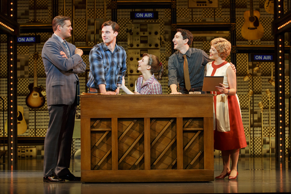 BWW Review: BEAUTIFUL: THE CAROLE KING MUSICAL