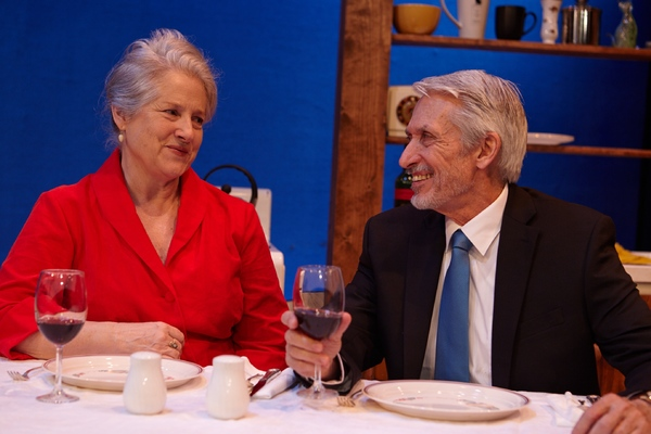 Photo Flash: Heartwarming Irish Tale CHAPATTI Opens Tonight at Laguna Playhouse