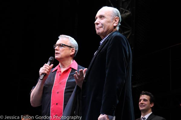 Rick Elice and Marshall Brickman