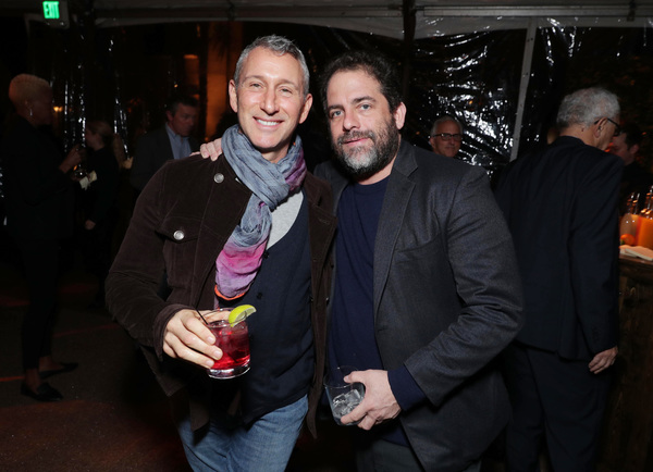 "Adam Shankman, Brett Ratner  seen at Netflix's original documentary ""13TH"" reception hosted by Netflix Chief Content Officer Ted Sarandos and Ambassador Nicole Avant with a special conversation moderated by Oprah Winfrey with director Ava DuVernay and Van"