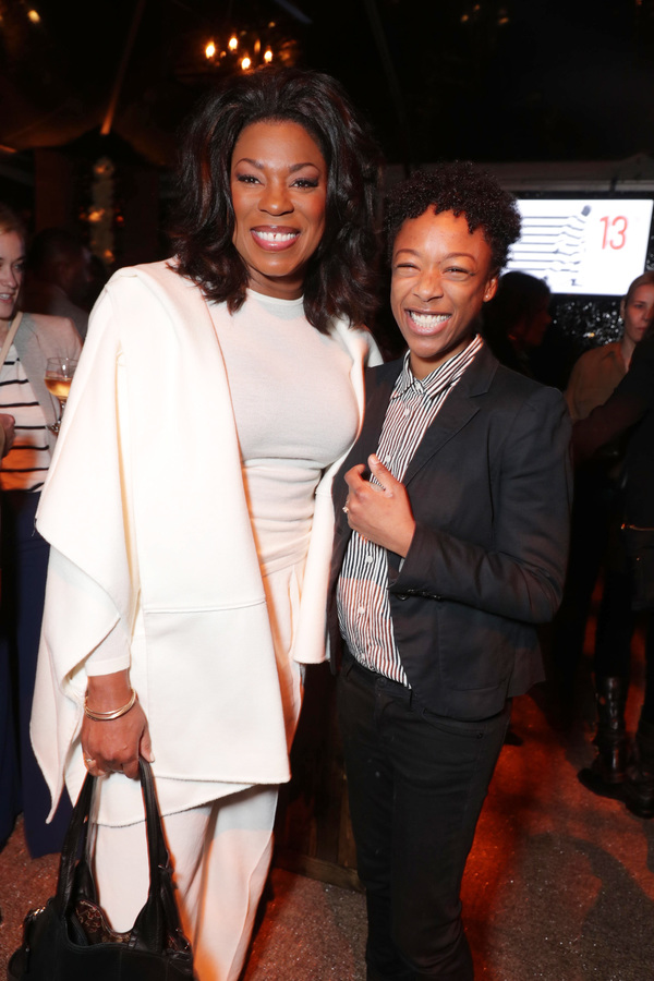 Lorraine Toussaint and Samira Wiley