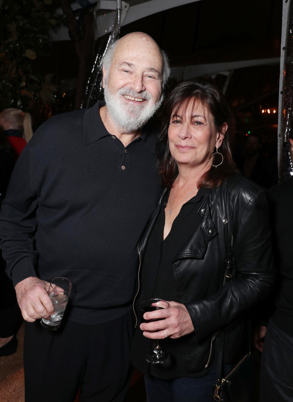 Rob Reiner and Michele Singer Reiner