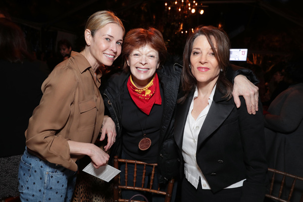 Chelsea Handler and Frances Fisher Photo