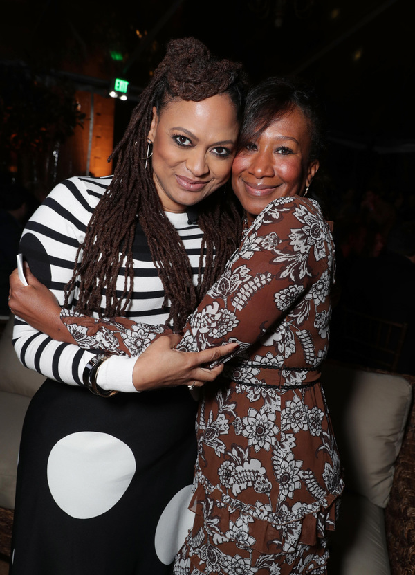 Ava DuVernay and Nicole Avant