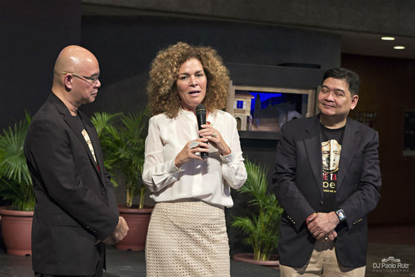 Jerry Sibal, Mercedes Zobel, Edwin Josue