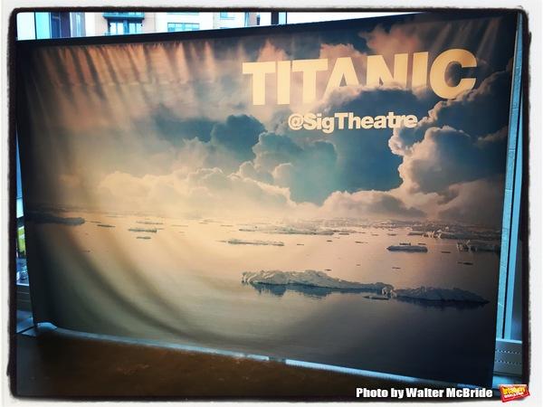 Signature Theatre Production of 'Titanic'