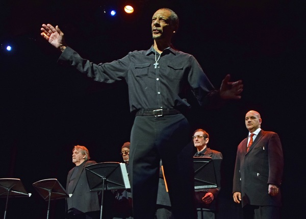 Photos: Tricia Rose, Men's Community Gospel Chorus of Norwalk and More Celebrate MLK at Westport Country Playhouse