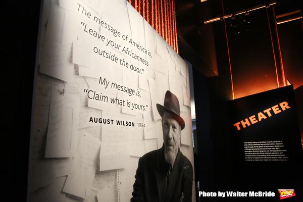 August Wilson Exhibit