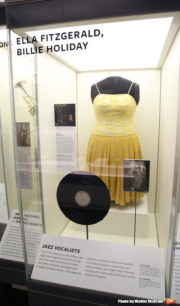 Ella Fitzgerals and Billie Holiday Exhibit