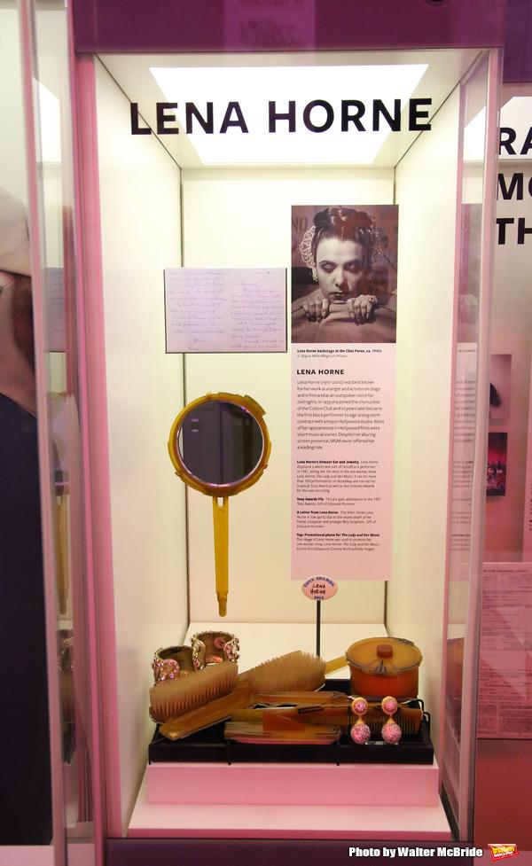 Lena Horne Exhibit Photo