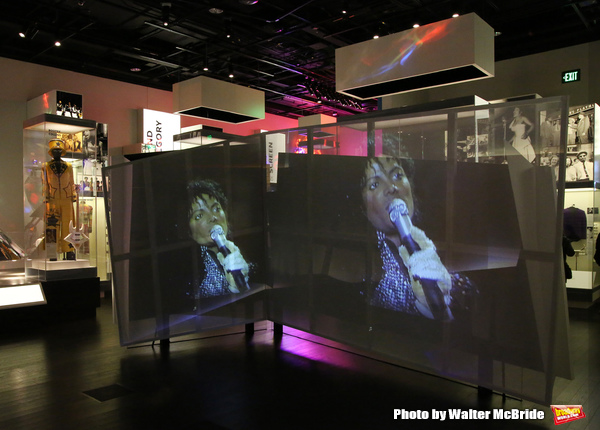 Michael Jackson, Musical Crossroads Exhibit