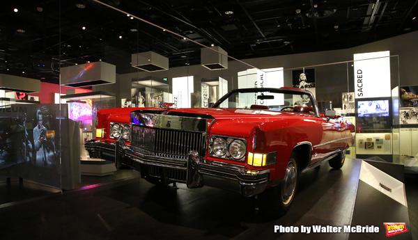 Chuck Berry Exhibit