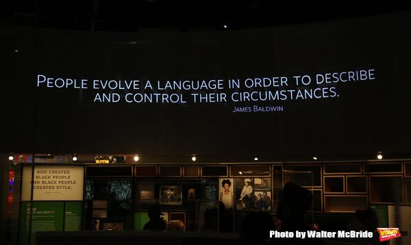 James Baldwin Exhibit