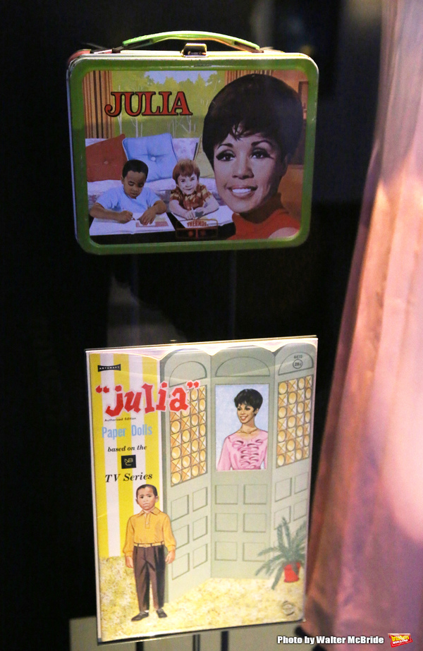 "Diahann Carroll, ""Julia� Exhibit"