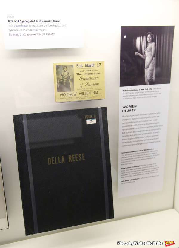 Della Reese Exhibit
