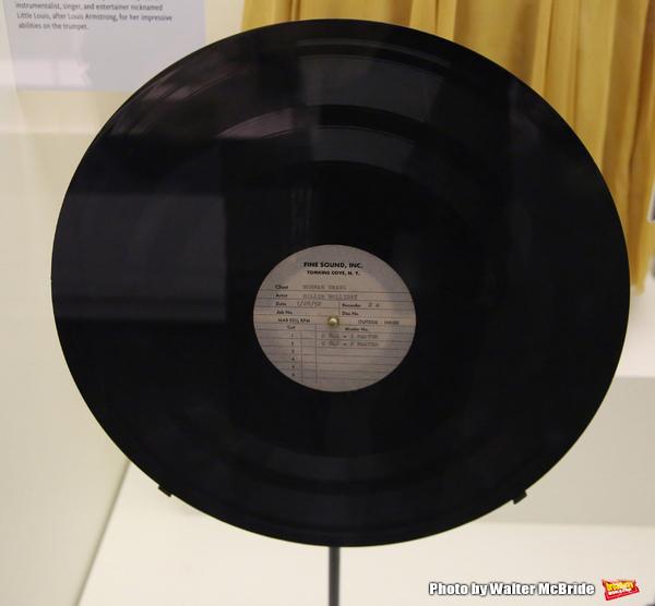 Billie Holiday Exhibit