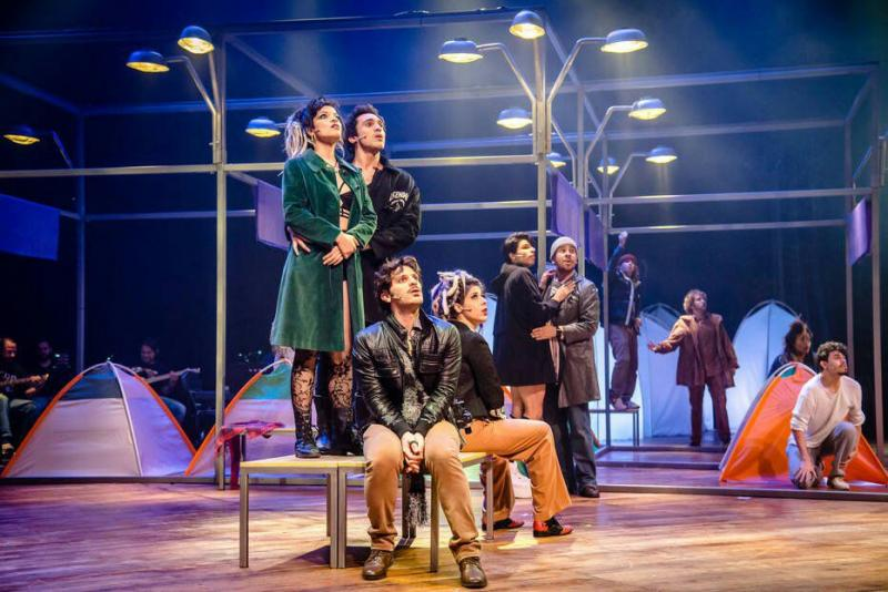 BWW Review: 17 Years Later RENT Revivals in Brazil