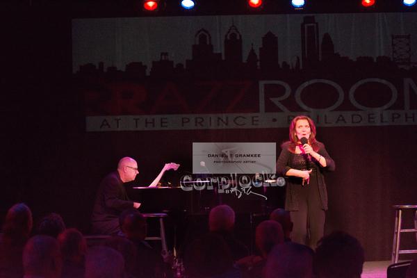 Maureen McGovern and Jeff Harris