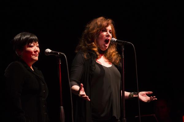 Ann Harada, Debbie Gravitte